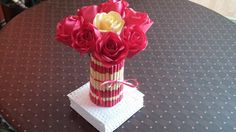DIY Amazing Handmade Crafts How To Make An Origami Vase For Paper Flowers