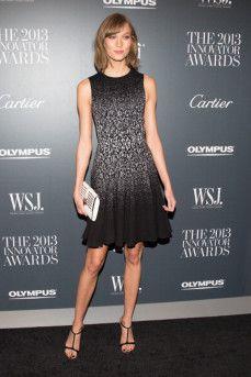 Karlie Kloss on 6th of November in New York
