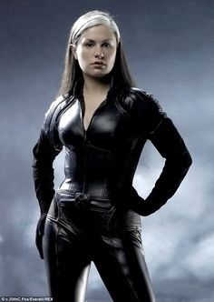 Rogue's return! Eagle-eyed fans spotted Anna Paquin's name listed in the credits of the X-Men: Days of Future Past trailer, which premiered online Tuesday