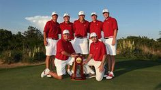 Alabama Wins NCAA Men's Golf Championship