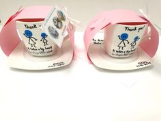 Handmade by Do : Hand painted coffee cups for teachers/ Ceşti de ca. Coffee Set, Coffee Cups, Tea Cups, Greek Pattern, Ceramic Angels, Painted Cups, Flower Stands, On October 3rd, Hand Painted Ceramics