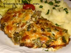 Lasagna, Ethnic Recipes, Kitchen, Cooking, Kitchens, Cuisine, Lasagne, Cucina, Kitchen Floor