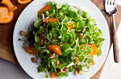Mache and Endive Salad With Clementines — Recipes for Health - NYTimes.com