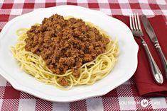 Linda's Old Fashioned Spaghetti (Crock Pot) - Southern Plate