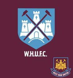 More traditional West Ham logo.