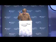 Video - Aussetzer beim IT-Gipfel: Spott über Merkels Suche nach dem F-Wort   traveLink