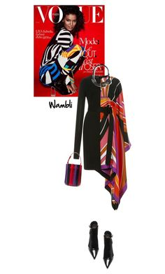 """Wambli Autumn"" by wambliwakan ❤ liked on Polyvore featuring Emilio Pucci, 3.1 Phillip Lim, Sara Battaglia, Marni and fallfashion"