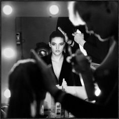 "Global Gallery 'Back Stage' by Didier Guibert Framed Photographic Print Size: 30"" H x 30"" W x 1.5"" D"
