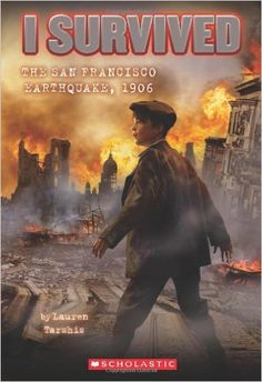 I Survived the San Francisco Earthquake, 1906 (I Survived #5): Lauren Tarshis: 9780545206990: AmazonSmile: Books