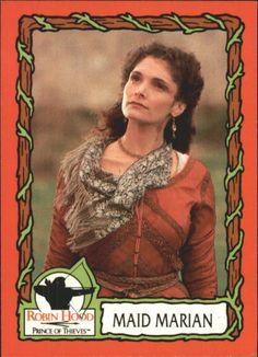1991 Robin Hood Prince of Thieves 55 #5 Maid Marian
