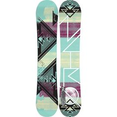 Nitro Spell Snowboard - Women's | Dogfunk.com