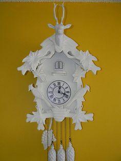 Coveting The Cuckoo Clock Coo Tick Tock Clocks Cool