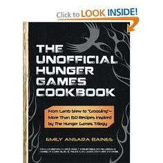 So this exists: The Unofficial Hunger Games Cookbook...from lamb stew with dried plums to grooseling :)