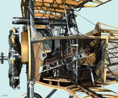 Nieuport 17 Cutaway (900×745)