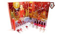W7 Cosmetics Advent Calendar