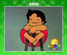 Heidi cartoon serial telugu version in kushi tv