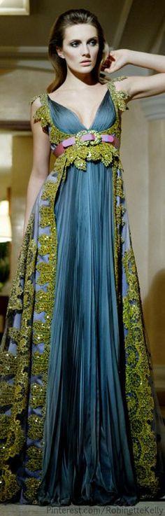 Zuhair Murad Haute Couture Summer 2007