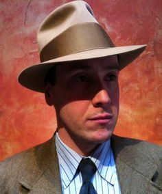 Cagney fedora | Introducing the Cagney Fedora