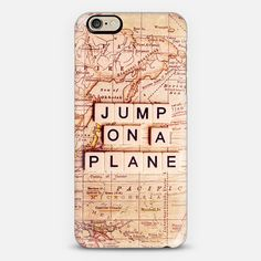 jump on a plane - Classic Snap Case