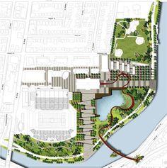 Lansdowne Park Design Competition entries 2010