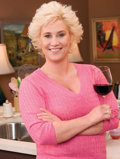 Is chef anne burrell gay