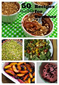 50 healthy recipes for summer from around the web