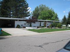 Sheely Drive: Midcentury modern landmark district in Fort Collins   My favorite!