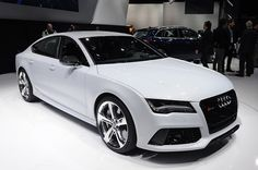 Audi RS7, one of my favorit cars.. I really have to get a good job to get this car!