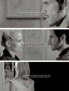 Once Upon a Time | Captain Swan Fan Art