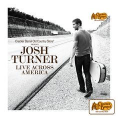 A collection of 12 live performances recorded in concert halls, theaters and even at rodeos around the country during his 2012 tour, Live Across America, captures Josh at the top of his game.    Answer fun questions and you could win in the Cracker Barrel Old Country Store Pick it to Win it Sweepstakes. Start 'picking' your answers at crackerbarrel.com/win (ends Jan 2, 2013).