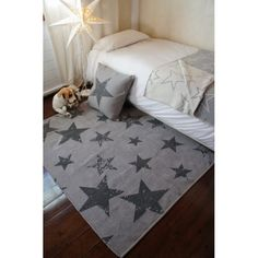 Vintage rug from Lorena Canals available at bobo kids