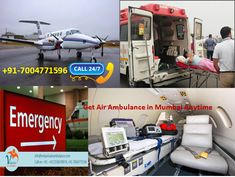 Are you looking for the service of Emergency Air Ambulance in Mumbai and Bangalore? Now you can easily shift to any selected hospital in India with the help of Vedanta Air Ambulance, at a very low price and easily. This Emergency Air Ambulance service is available for 365 days in Mumbai and Bangalore. Web@ https://goo.gl/BD19jQ More@ https://goo.gl/qWrhJ2