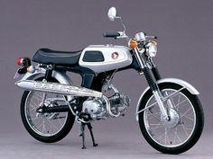 Honda S90, Honda Scrambler, Cafe Racer Honda, 50cc Moped, Vintage Honda Motorcycles, Triumph Bikes, Honda Bikes, Mini Motorbike, Motorcycle Clubs