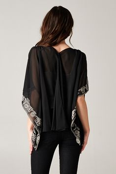 cute and easy top