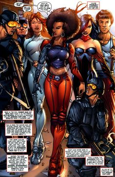 HEROES for HIRE - Misty Knight,Colleen Wing, Tarantula, Shang-Chi, Master of Kung Fu, Humbug