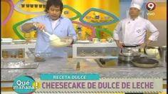 CHEESECAKE DE FRUTOS ROJOS DE ARIEL RODRIGUEZ - YouTube
