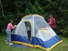 Family Camping Tents | Family Tents