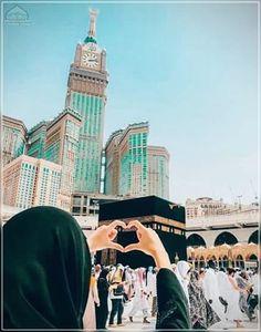 Insyallah one day❤️ Amin😊 makkah makkahmadinah allahuakbar Mecca Madinah, Mecca Masjid, Masjid Al Haram, Mecca Wallpaper, Quran Wallpaper, Islamic Quotes Wallpaper, Muslim Pictures, Islamic Pictures, Photos Islamiques