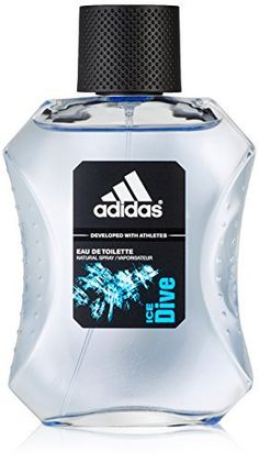 Adidas Ice Dive By Adidas For Men, Eau De Toilette Spray, 3.4-Ounce Bottle - http://www.theperfume.org/adidas-ice-dive-by-adidas-for-men-eau-de-toilette-spray-3-4-ounce-bottle/