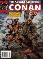 """""""CONAN"""" * THE SAVAGE SWORD *5 BOOKS IN THIS LOT ~ NEAR MINT ~""""FREE SHIPPING""""~"""