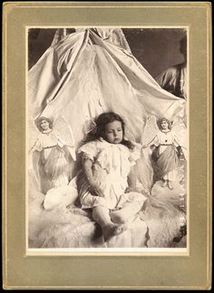 Uncover The World: Post Mortem Photography