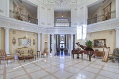 mansions....