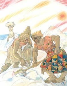 Rui de Oliveira - Ilustração de Livros
