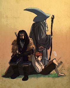 The Hobbit by Mia [©2013]