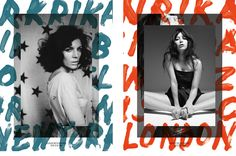 <p>Ex model, stylist, fashion designer and ultra entrepreneur, Ulrika Lundgren and Jacob Wildschiødtz, design director of LOVE magazine, fused their talent and vision creating Rika Magazine an indepen
