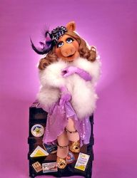 Yes. Miss Piggy is absolutely sizzling, and I dont mean that in a baconish way!