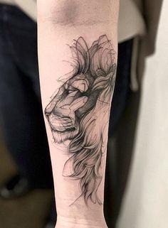 Lion Done bei B K.inkstudio- Lion Done bei B K. - Lion Done at B K.inkstudio- Lion Done at B K.inkstudio Lion Done at B K.inks… Lion Done bei - Lion Cub Tattoo, Cubs Tattoo, Mens Lion Tattoo, Tatto Man, Hai Tattoos, Forearm Tattoos, Body Art Tattoos, Tatoos, Tattoos Of Lions