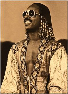 Stevie Wonder.      At the top of any list.      Of anyone who really knows.