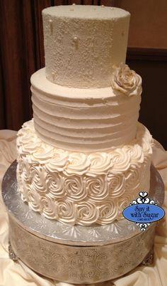 wedding cakes pink and sage buttercream wedding cake wedding cakes