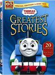 In this special two-disc set, see how Thomas met his famous friends and became one of the most beloved preschool characters of all time. It features legendary narrators George Carlin, Ringo Starr and Alec Baldwin guiding the tour. George Carlin, Thing 1, Thomas The Tank, Dvd Set, Thomas And Friends, Ringo Starr, Great Stories, Coloring Books, Cool Things To Buy